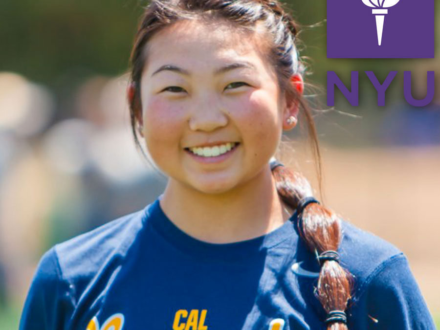 Lauren Kong (2018) Commits to New York University
