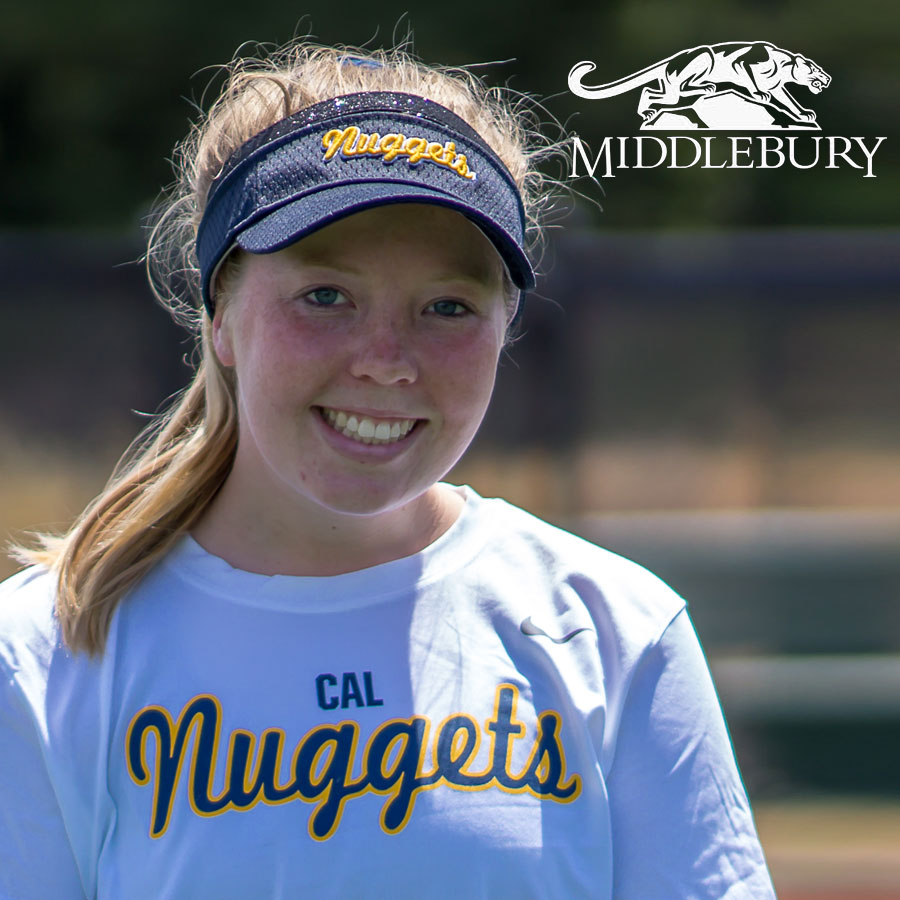 Chloe McNamara (2019) Commits to Middlebury College
