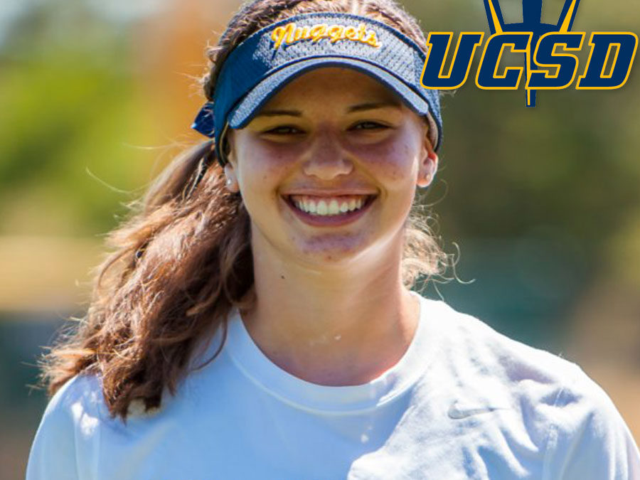 Robyn Wampler (2017) Commits to UC San Diego