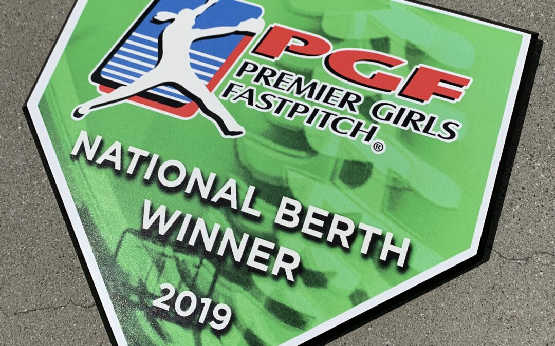 PGF Premier Berths in All 5 Age Groups
